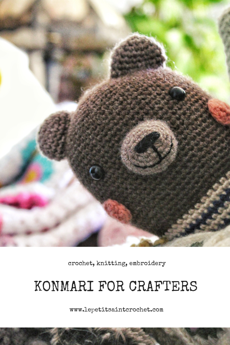 KonMari for Crafters